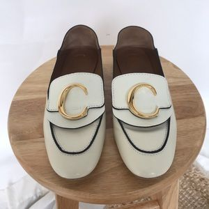 CHLOÈ C CONVERTIBLE LOAFERS